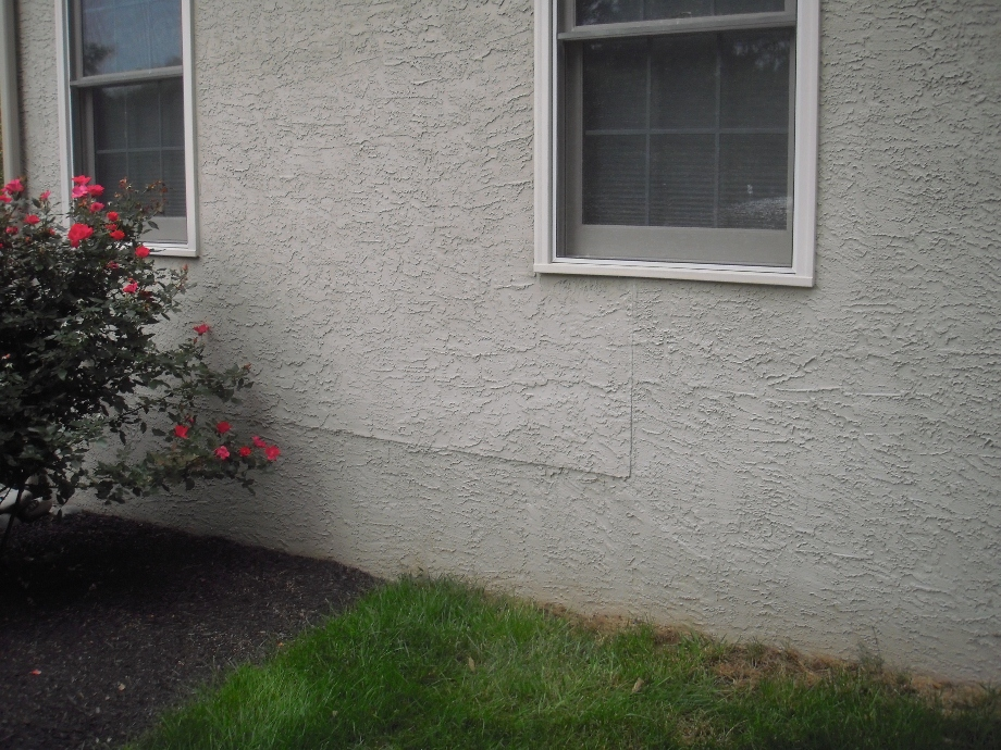 Examples Of Typical Improper Installation Of Stucco And Manufactured Stone Building